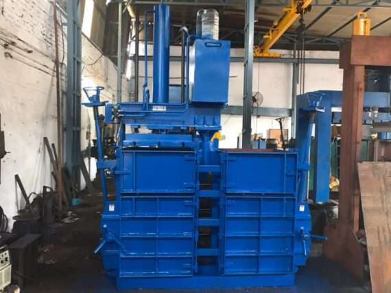 50 TON DOUBLE BOX AND SINGLE CYLINDER